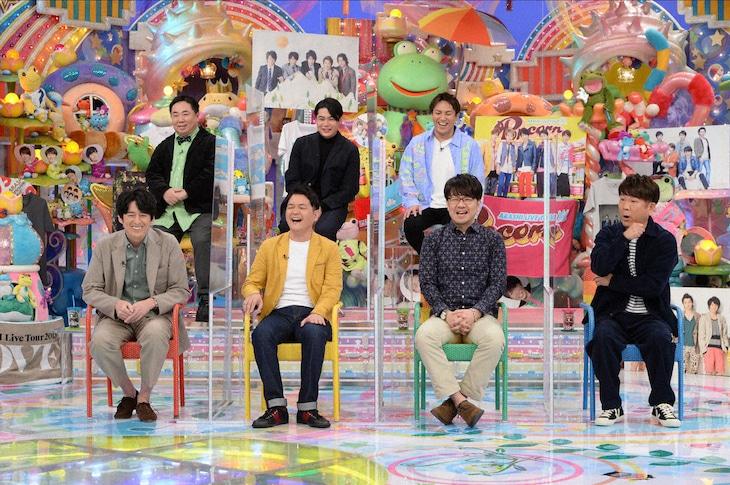 「アメトーーク2時間SP」より「嵐大好きおじさん」。(c)テレビ朝日