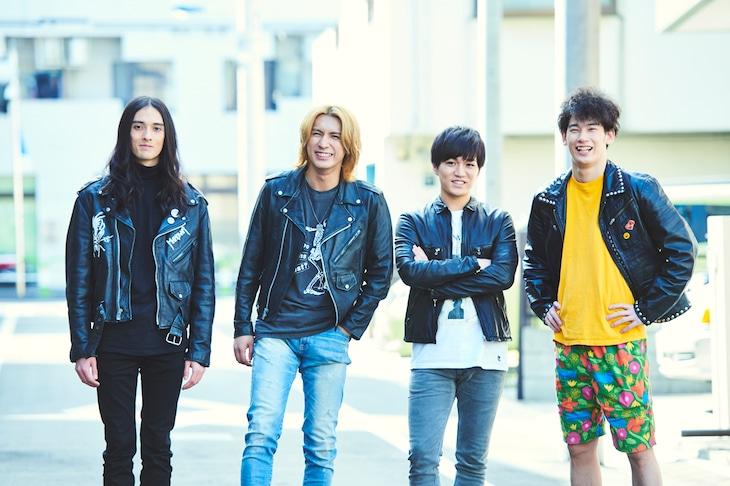 「正しいロックバンドの作り方」ビジュアル (c)2020 日本テレビ / ジェイ・ストーム