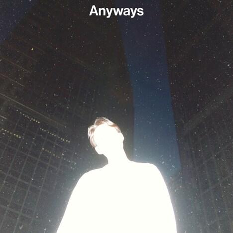 環ROY「Anyways」ジャケット