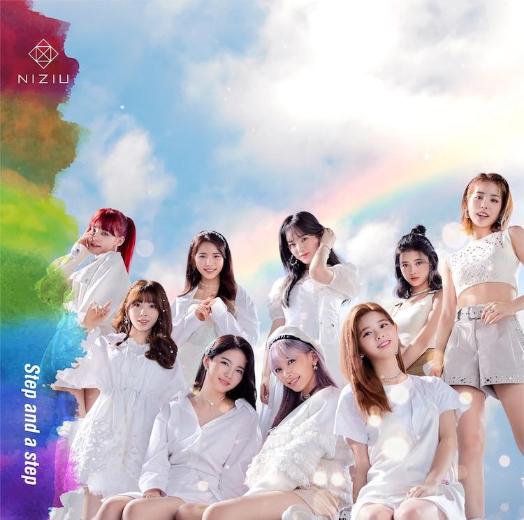 NiziUデビュー日に1回限りのテレビCMオンエア - 音楽ナタリー
