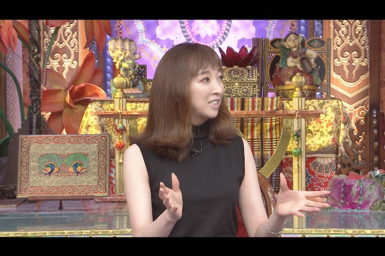 紫吹淳 (c)日本テレビ