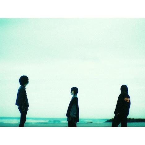 Hakubi「アカツキ」配信ジャケット