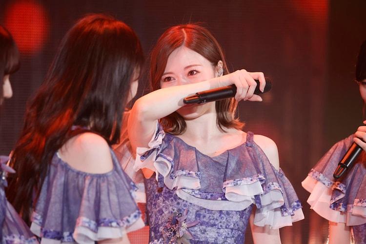 乃木坂46「NOGIZAKA46 Mai Shiraishi Graduation Concert ~Always beside you~」の様子。(写真提供:ソニー・ミュージックレーベルズ)