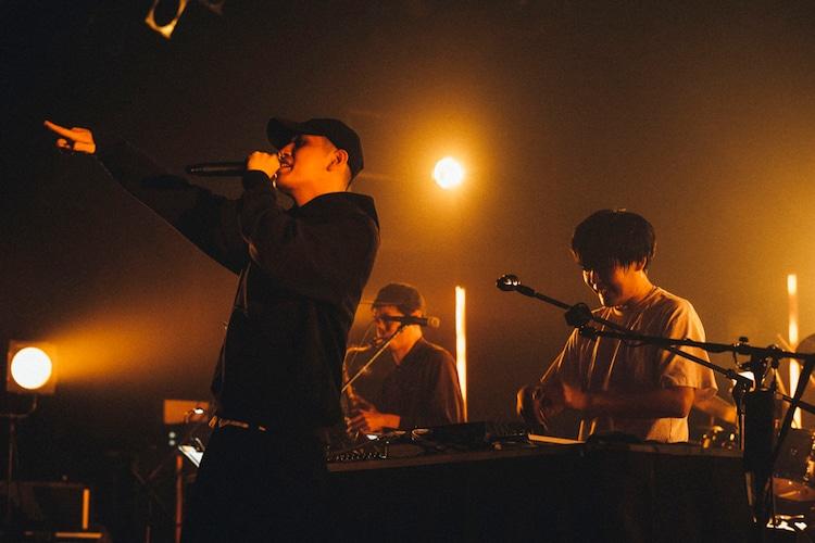 JJJ(Photo by Taro Mizutani / Shuhei Kojima)