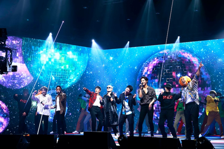 GENERATIONS from EXILE TRIBE(写真提供:LDH JAPAN)