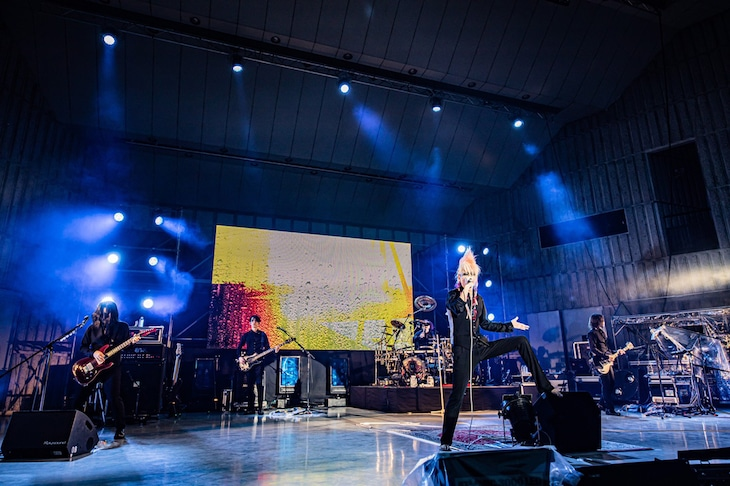 メリー「5 Sheep Last Tour【FINAL】そして、遠い夢のまた夢」の様子。(Photo by MASA)