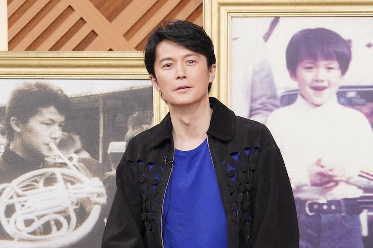 福山雅治 (c)日本テレビ