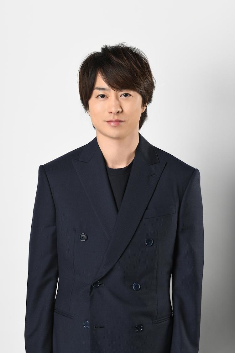 「ベストアーティスト2020」総合司会の櫻井翔(嵐)。(c)日本テレビ
