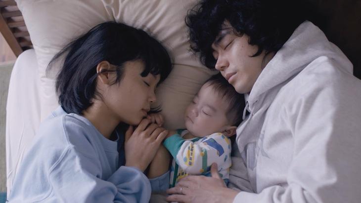 菅田将暉「虹」ミュージックビデオより。
