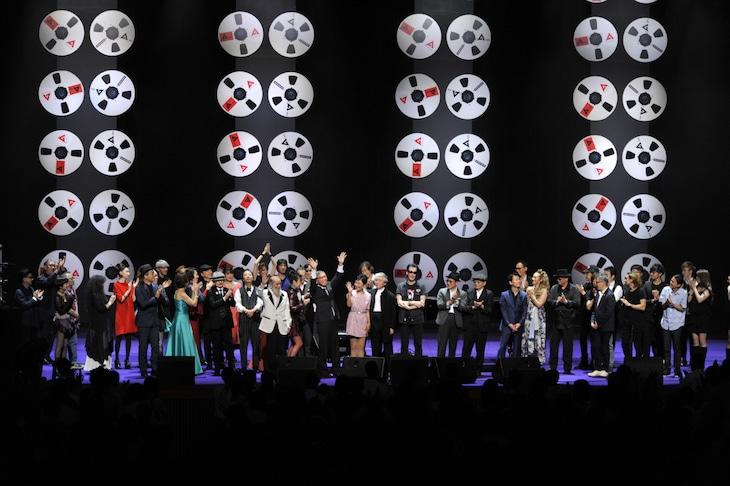「ALFA MUSIC LIVE」の様子。(撮影:三浦憲治)