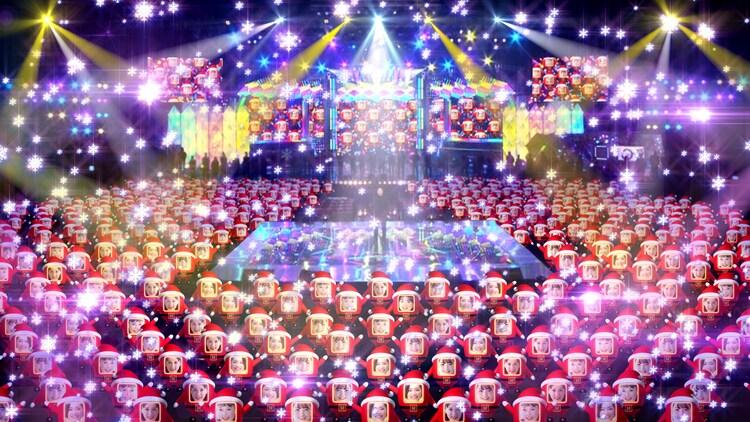 「ミュージックステーション ウルトラSUPER LIVE 2020」アバタービジュアルイメージ(※画像はイメージです)