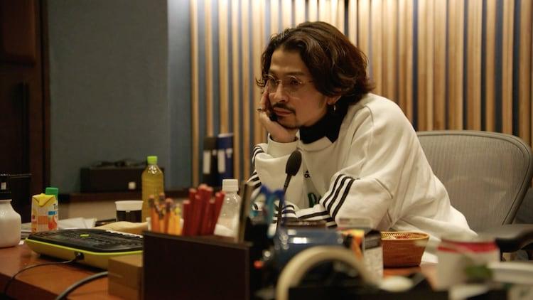 NHK総合「ドキュメンタリー 常田大希 あくなき創作への渇望(仮)」より。(写真提供:NHK)