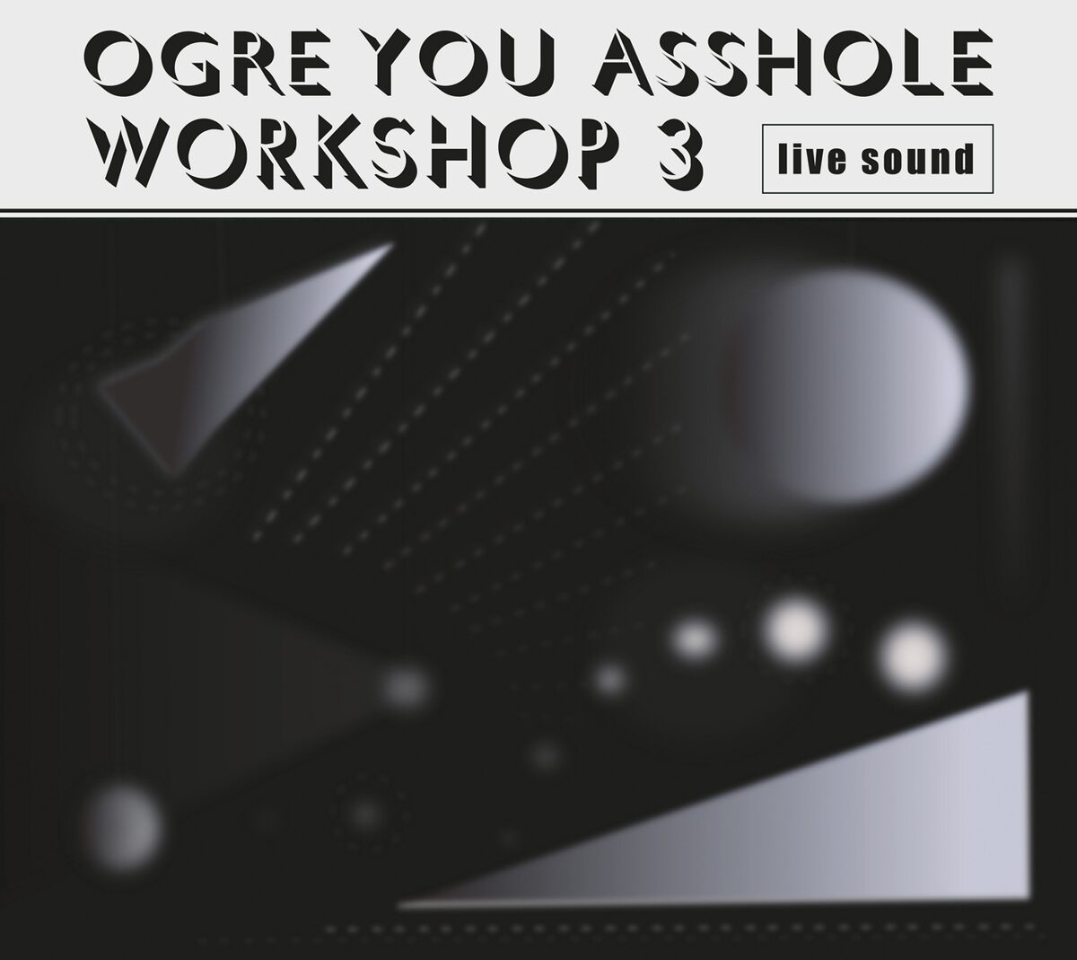 OGRE YOU ASSHOLE「workshop」第3弾発売、4年間のライブから音源をセレクト(動画あり) - 音楽ナタリー