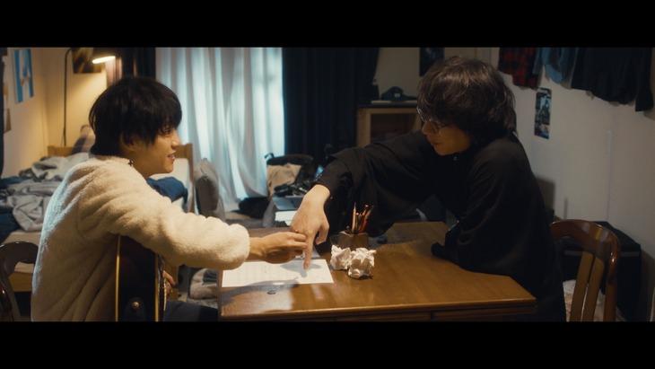ショートフィルム「どうせ、愛だ -Short Film-」より。