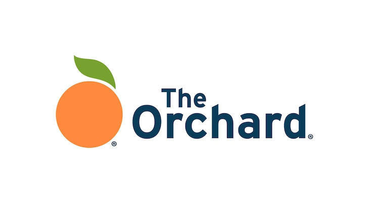 The Orchardロゴ