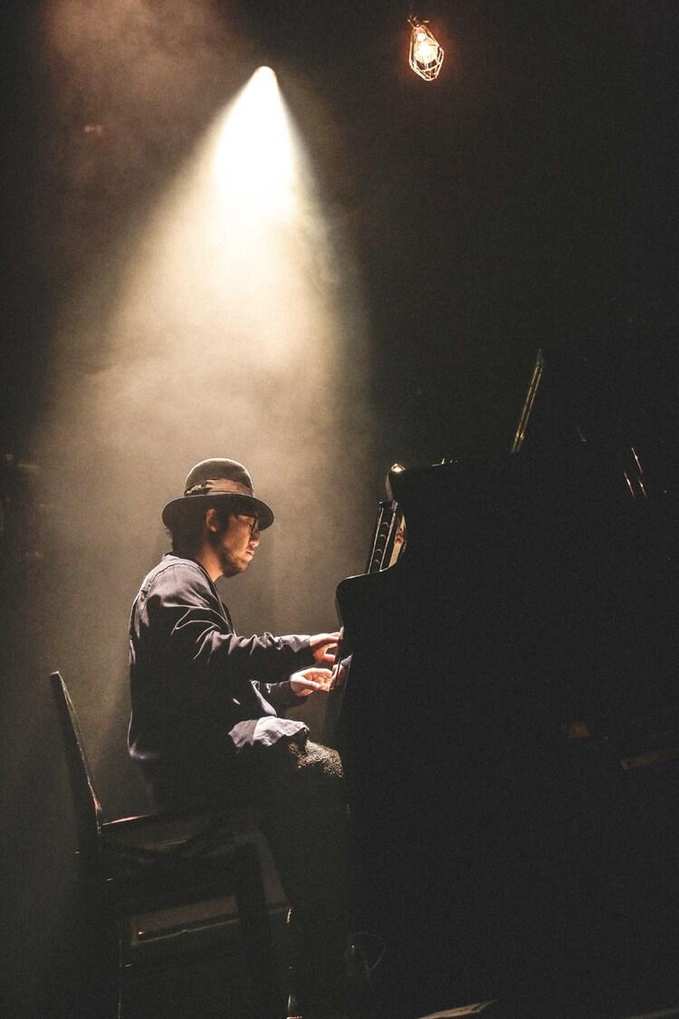 中村圭作(Key)(撮影:森好弘)