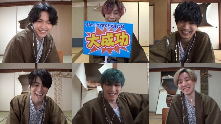 SixTONES(画像提供:日本テレビ)