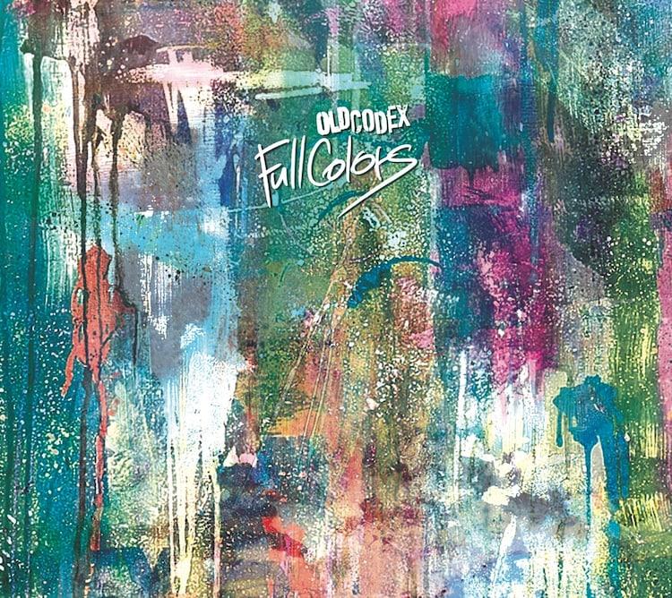 OLDCODEX「Full Colors」通常盤ジャケット