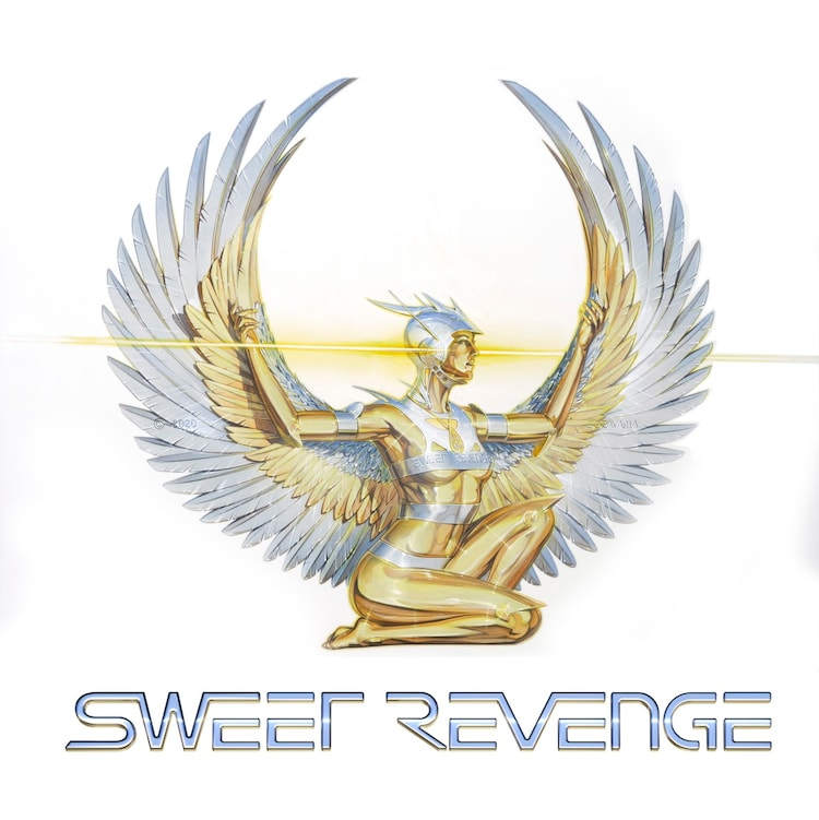 SWEET REVENGEビジュアル