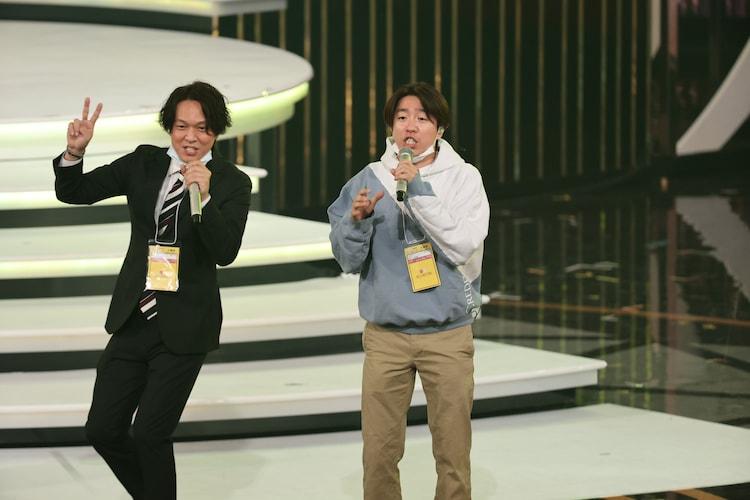 左から丸山隆平、村上信五。(写真提供:NHK)