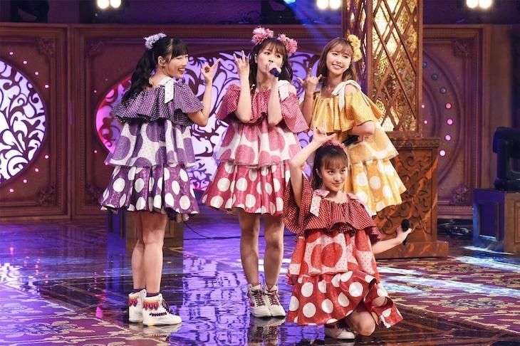 ももいろクローバーZ (c)テレビ東京