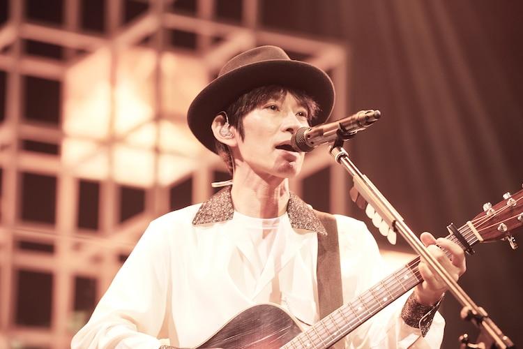 草野マサムネ(撮影:中野敬久)