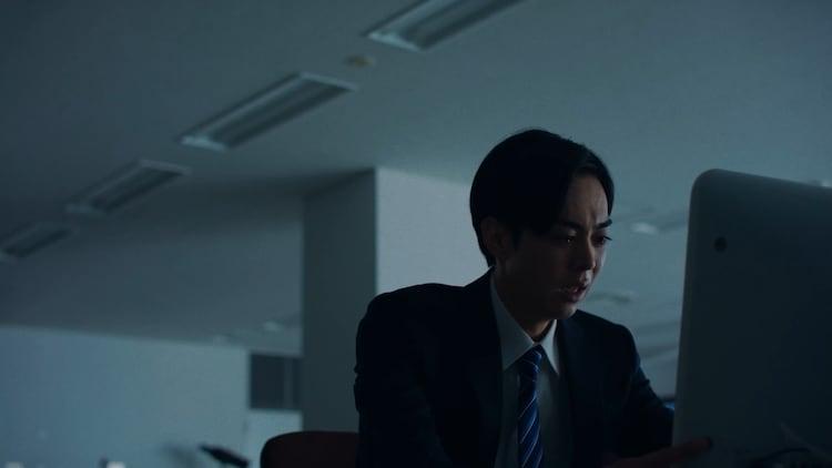 amazarashi「世界の解像度」ミュージックビデオより。