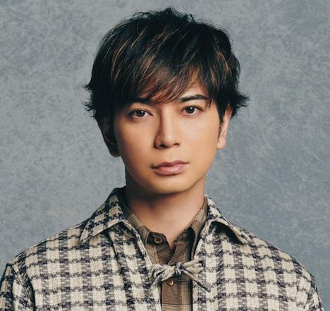 NHK大河ドラマ「どうする家康」で主演を務める松本潤。