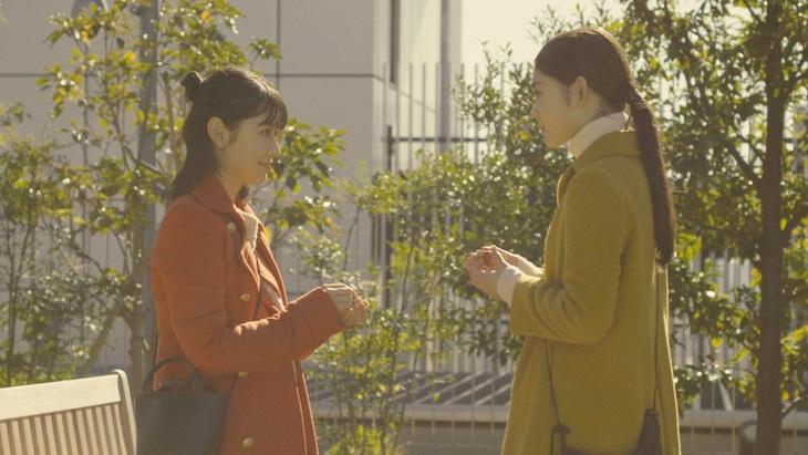 蓮沼執太フィル「HOLIDAY feat. 塩塚モエカ」ミュージックビデオより。