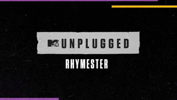 「MTV Unplugged:RHYMESTER」ロゴ