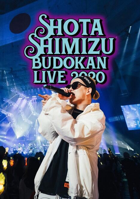 清水翔太「SHOTA SHIMIZU BUDOKAN LIVE 2020」初回盤ジャケット