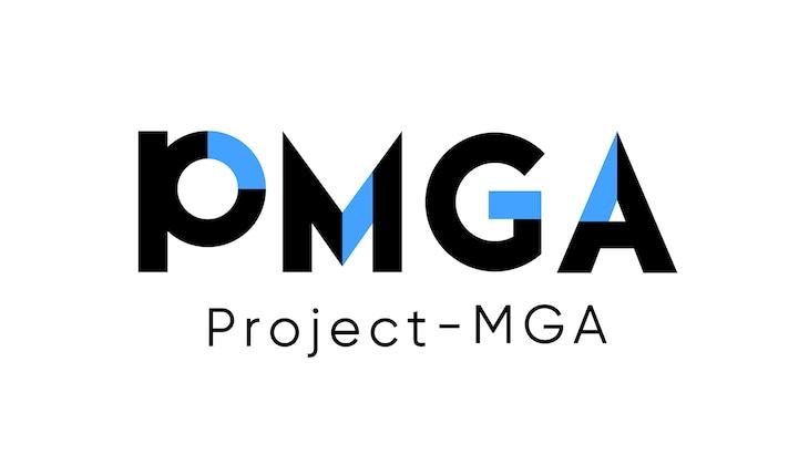 「Project-MGA」ロゴ