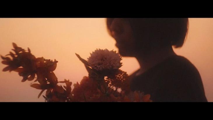 ヒトリエ「イメージ」ミュージックビデオのワンシーン。