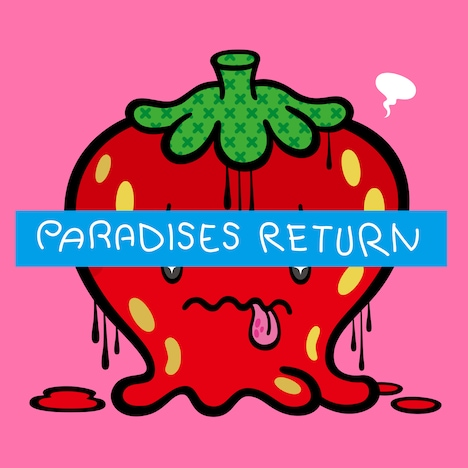 PARADISES「PARADISES RETURN」ジャケット