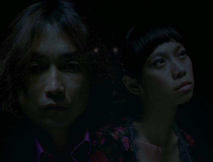 AJICO「美しいこと」MVのワンシーン。
