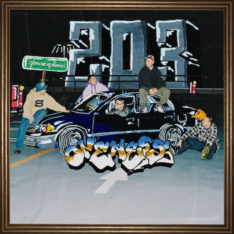 ONENESS x grooveman Spot「203 (GlassSet EP Remix) 」配信ジャケット