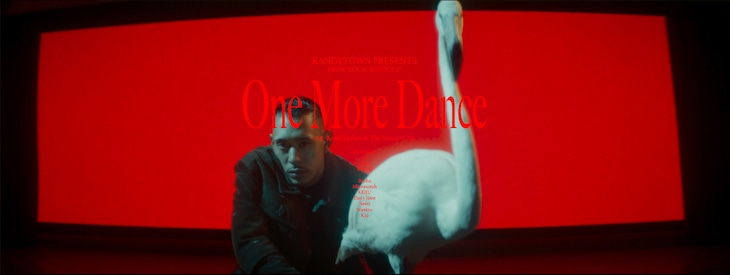 KANDYTOWN「One More Dance」ミュージックビデオより。