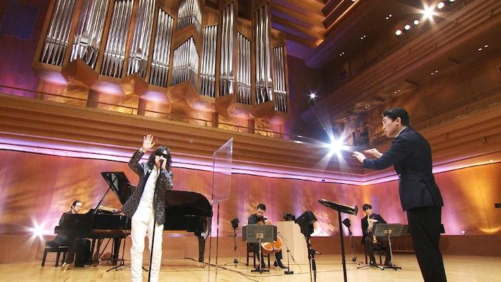 「題名のない音楽会『2700回放送記念!3週連続SP』」より。(c)テレビ朝日