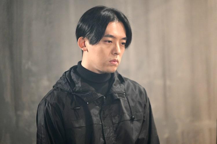 「レッドアイズ 監視捜査班」第6話に出演するKEN THE 390。 (c)日本テレビ