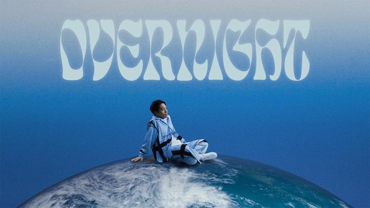 SIRUP「Overnight」ミュージックビデオのサムネイル。