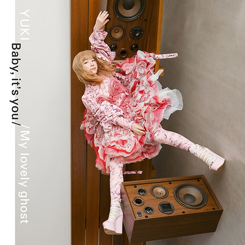 YUKI「Baby it's you / My lovely ghost」ジャケット