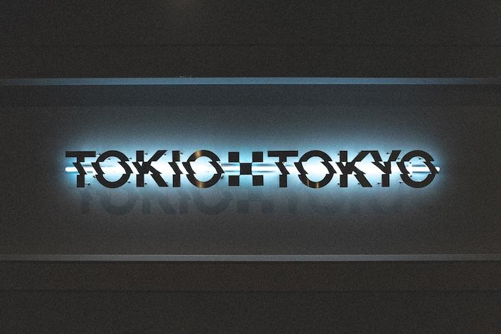 TOKIO TOKYO ロゴ