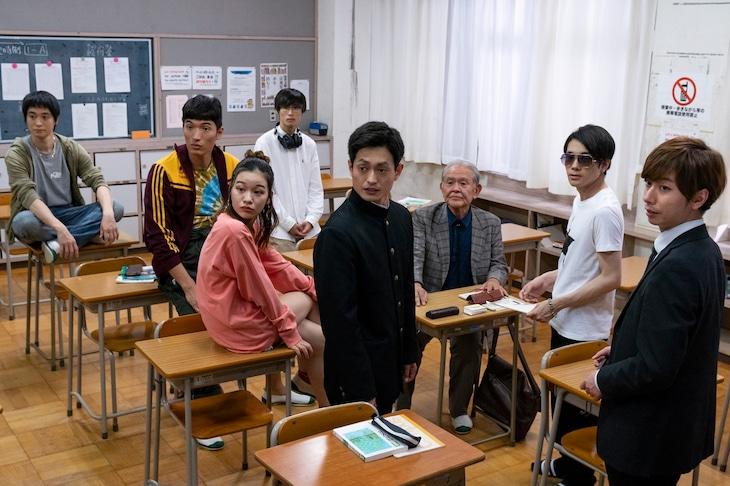 ドラマ「ワンモア」のワンシーン。(c)メ〜テレ