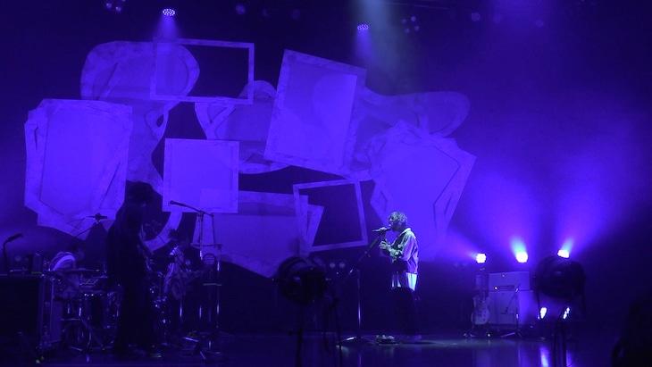 須田景凪「はるどなり」ライブ映像より。