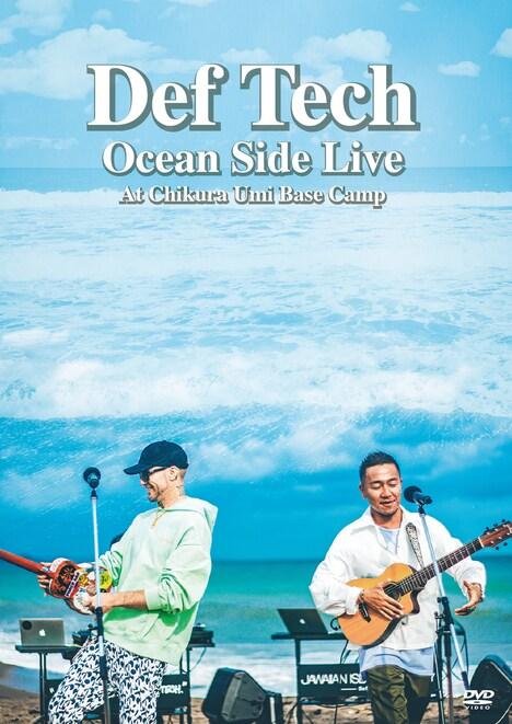 Def Tech「Ocean Side Live」ジャケット