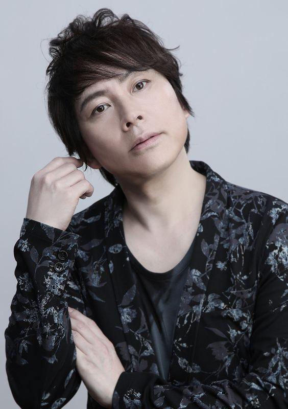 「ゴジラ S.P <シンギュラポイント>」の声優キャストを務める置鮎龍太郎。