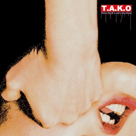 PIGGS「T.A.K.O」ジャケット