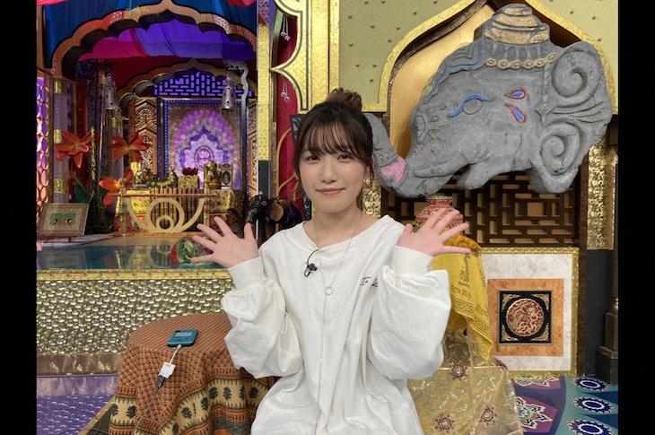 宮川愛李 (c)日本テレビ