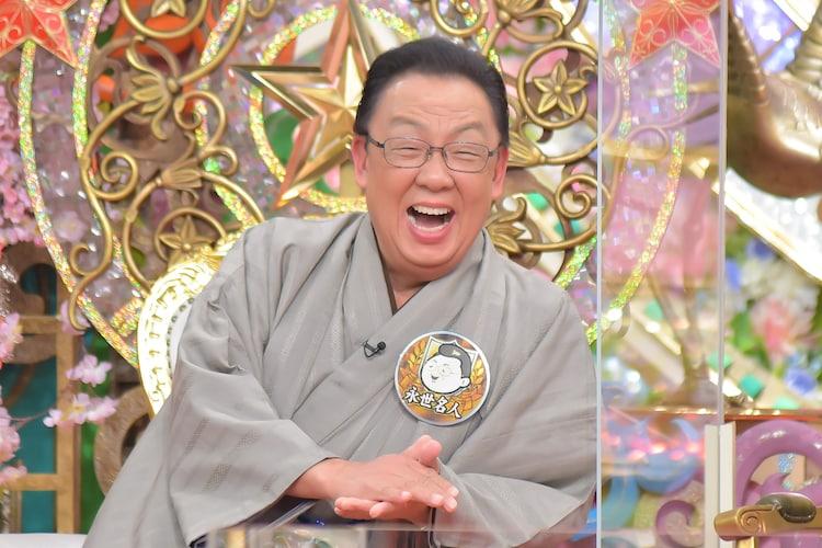 梅沢富美男 (c)TBS