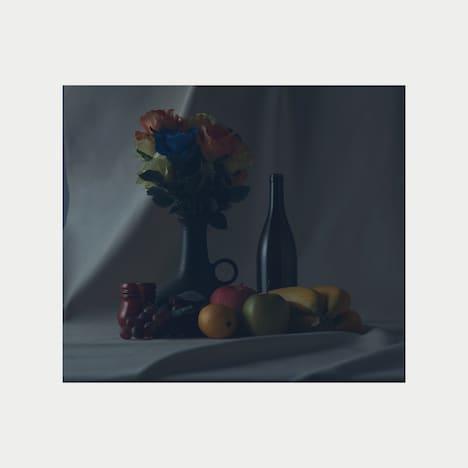GRAPEVINE「新しい果実」スペシャルパッケージ盤ジャケット